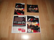 FORMULA 1 2009 F1 DE CODEMASTERS RVL-R9FP-EUR PARA NINTENDO Wii EN BUEN ESTADO