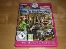 PC-CD-ROM-Wimmelbild-Spiel: NATALIE BROOKS 2 - THE TREASURE OF THE LOST KINGDOM