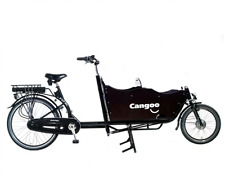 Elektro 2-Rad Bakfiets E250 KinderTransportrad Lastenfahrrad 7 Gang 3 Kinder Neu