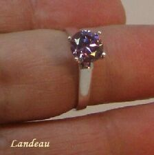 1.40 ct  Sparkling Pink Diamond Ring *