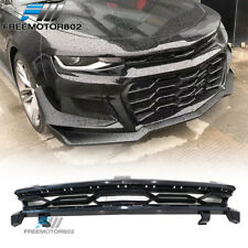 Fits 16-19 Chevy Camaro ZL1 1LE Style Front Bumper Upper Insert Grille - PP