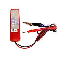12 Volt Auto Car Battery Alternator Load Car Starter 3 Readings Battery Tester