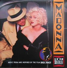 MADONNA POSTER, DICK TRACY (SQ40)