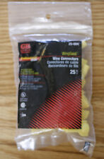 Gardner Bender WingGard Wire Connectors 22-10 AWG 25/Pkg GB 25-084 Professional