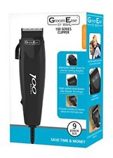 Wahl GroomEase 100 Series 9pc Corded Mains Hair Cutting Clipper/Trimmer Kit