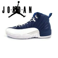 Nike Air Jordan 12 XII Retro 2012 Obsidian Blue  Men's Shoes Size 13 130690-410
