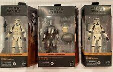 Star Wars Black Series Remnant Stormtrooper Mandalorian Deluxe Din Djarin Child