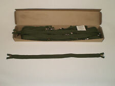 YKK Zipper Ex-Army Box of 50 Opens from each end - Perfect for Bags 70cm