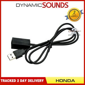 CTHONDAUSB Car Stereo USB Retention Interface Cable for Honda