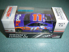 NEW 2018 Denny Hamlin #11 FED EX OFFICE TOYOTA CAMRY 1/64 Diecast IN STOCK