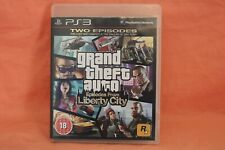 Grand Theft Auto Gta Episodios De Liberty City Sony PlayStation 3 PS3 juego PAL