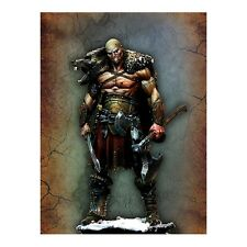 1:24 Scale Model Kit Warrior 75 mm High Quality Resin Kit Free Shipping
