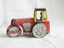 "RARE VINTAGE Dinky Toys # 279 Aveling barford ""MASTER OPERAIO"" DIESEL Roller"