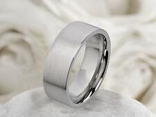 Partnerring Männerring Damenring Edelstahlring Ring Gravur M033