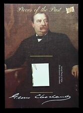 GROVER CLEVELAND  2018-THE BAR PIECES OF THE PAST VINTAGE RELIC / CUT