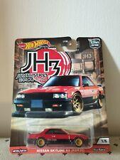 Hot Wheels Nissan Skyline RS Kdr30 Red Japan Historics 3 Car Culture Gjp84
