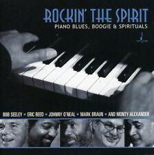 Rockin the Spirit: Piano Blues, Boogie and Spirituals [CD]