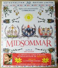 Midsommar Limited Collector Edition 2 Blu-ray Digipak French Ed Z2 Full Slip New