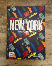 New York | Tama Janowitz, Kanjii Ishii & Petra Mason | Hard Cover | Assouline