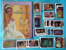 Album Princesse Grenouille 1 set complet quelques stickers déjà collés PANINI