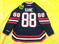 Patrick Kane Chicago Blackhawks Jersey Mens XL retro Stadium Series Reebok black