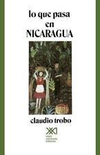 LO QUE PASA EN NICARAGUA (Spanish Edition)-ExLibrary
