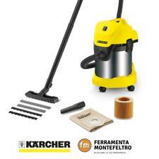 Aspirapolvere e aspiraliquidi Kärcher (KAERCHER) WD3 PREMIUM con accessori