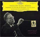 Mozart: Sinfonie N. 39 e 36/ Karl Bohm, Berliner - LP Dgg
