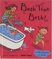 Bath Time, Beth! (Activity Books),Joelle Driedemy