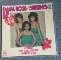 DIANA ROSS AND THE SUPREMES - Stop!In The Name Of Love (1976) Vinyl LP Funk Soul