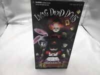 Living Dead Dolls In Wonder Land Inferno As The Queen Of Hearts Sealed Horror