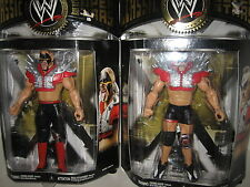 WWE Road Warriors wrestling figure Classic Superstars lot LOD hawk animal toy 20