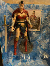DC Multiverse Last Knight on Earth WONDER WOMAN McFarlane Toys NO BANE BAF 2021