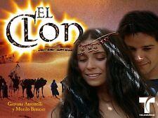 El Clon...Telenovela Completa Brasileña 59 Dvds