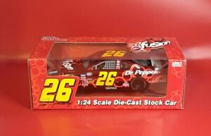 Ron Hornaday #26 Dr Pepper Red Fusion Metallic Paint Racing Champions 1:24 scale