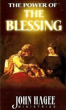 "The Power of the Blessing ""Speak"" a blessing - 4 Dvds -John Hagee - Sept Sale !"