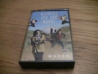 """KATRINA AND THE WAVES """"Waves"""" Cassette"""