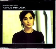 NATALIE IMBRUGLIA - WISHING I WAS THERE - 3 TRACK CD SINGLE - MINT