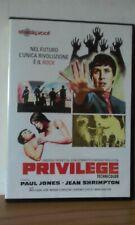 PRIVILEGE (DVD) Musikfilm m. Paul Jones