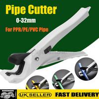 ABS PPR PE PVC Plumbing Pipe Tube Cutter Hose Cutting Plier Scissor Tool  U O