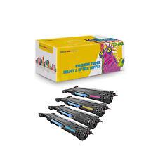 Set Compatible CB384A - CB387A Drum Cartridge For HP Color LaserJet CM6030