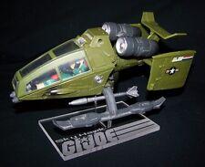 Laser cut Acrylic display stand for GI Joe Sky Hawk