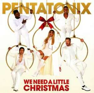 New: PENTATONIX - We Need A Little Christmas (CD)