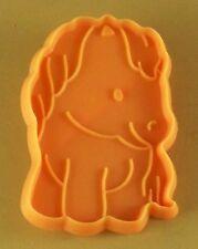 Vintage Orange MY LITTLE PONY Cookie Cutter Fun 4 Painting  Free Recipe &Sleeve