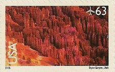 US C139 Airmail Bryce Canyon National Park 63c single MNH 2006