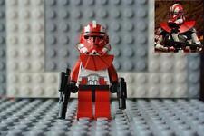 Lego Star Wars Clone Trooper  Commander Ganch Phase II armor Ver. Custom