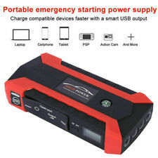 Latest  12V Car Portable Car Jump Starter Booster Power Bank Battery Charger CA