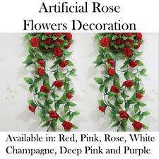 Unbranded Rose Garlands Décor