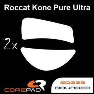 Corepad Skatez Roccat Kone Pure Ultra Ersatz Mausfüße Hyperglides Hyperglide