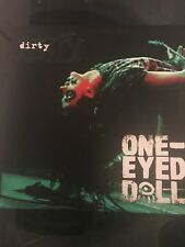 Dirty by One-Eyed Doll (Vinyl, Aug-2012) Kimberly Freeman Rare OOP